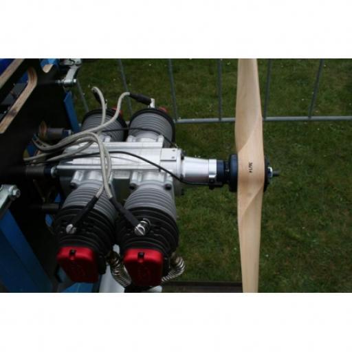 FM280-B4-FS Flat Four