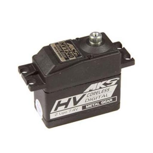 MKS HV1220 16 - 23 Kgs Torque HV servo