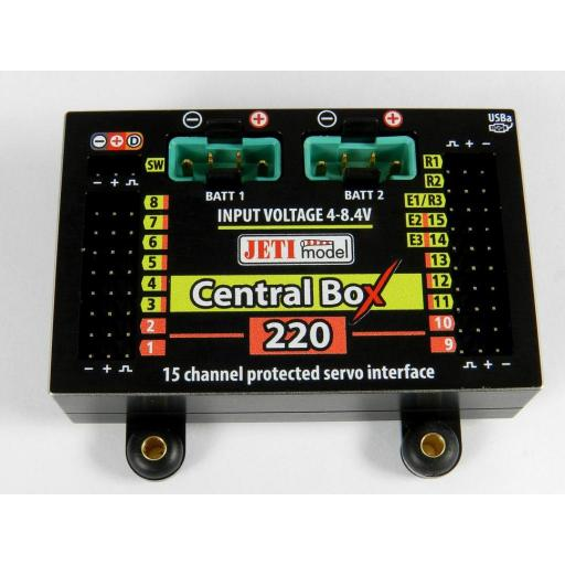 Jeti Central Box 220