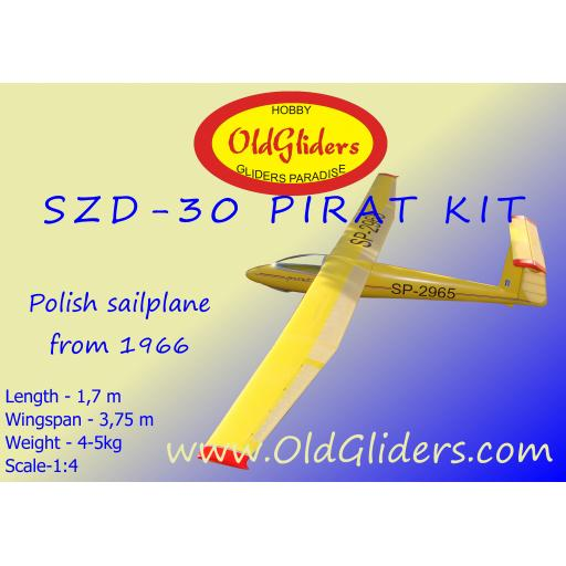 SZD-30 Pirat 1:4 Kit