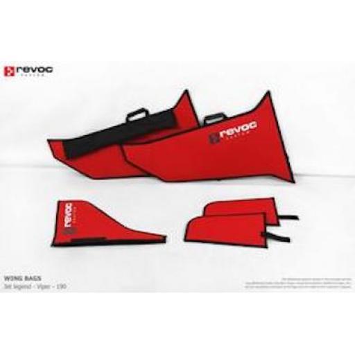 Revoc Custom Bags