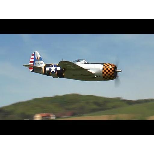 P 47 Thunderbolt Kit 1:4,4