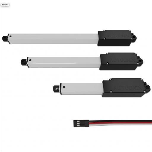 L16-R Miniature Linear Servos