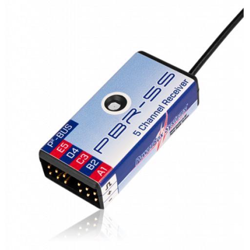 Powerbox 8320 pbr-5 RX
